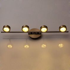 4er GU10 COB LED Deckenleuchte Spots Flur Strahler Deckenlampe Wandlampe Lampe