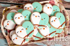Birdie Love Cookie tutorial !!