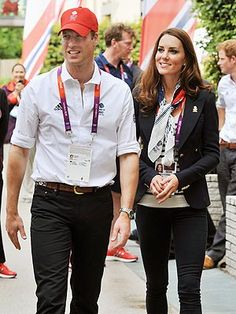 Prince William & Kate Greet Team GB at Olympic Park | Kate Middleton, Prince William