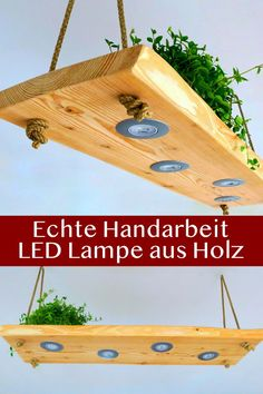 Ceiling lamp made of wood , Ceiling lamp made of wood Wooden Lamp, Wooden Shelves, Clothing Store Displays, Bonsai Tree Types, Patio Planters, Handmade Lamps, Solid Wood Dining Table, Wood Ceilings, Lampe Led