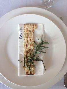 Passover decor