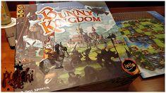 kurzes Spiel-Review zu Bunny Kingdom