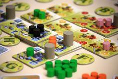 Ginkgopolis | Image | BoardGameGeek