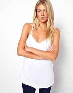 568369d7a74 A must to any casual wear. ♥! Asos Tops