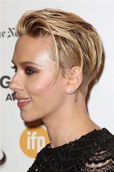 Un nuevo look: corte pixie como Scarlett Johansson