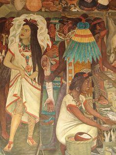 Le marché de Tlatelolco – 3
