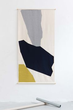 | Andesite | by Studio Testo. Capsule collection of textile hangings — Photo by Claudia Zalla