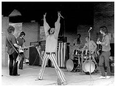 MC5 - Live Photo 1968