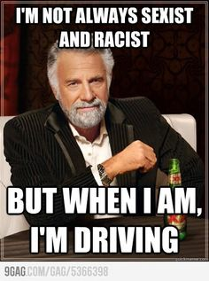 Drivers know it best.
