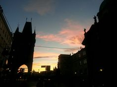 Prague in night (EM)