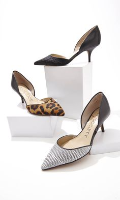 841e41e50260 Think of this two piece pump as your new workweek staple that also works  into your