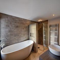 Mullingar Tiny Bathrooms, Architect Design, Master Bathroom, New Homes, Bathtub, Building, Bathroom Ideas, Architects, House Ideas