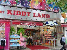 Kiddyland Tokyo Japan | Kiddy Land, Tokyo | Flickr - Photo Sharing!