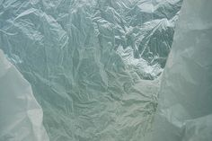 Arctic Landscapes by Francois Delfosse | On Tumblr    Transforming ordinary materials into an ambitious series of photographs, Belgian architect Francois Delfosse created these Arctic landscapes using only light and a plastic bag. The end result is pretty impressive!