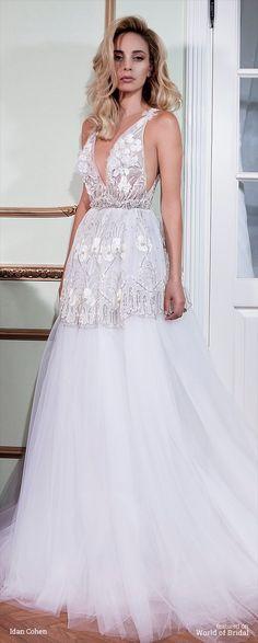 Idan Cohen 2016 Wedding Dress: I dig this.