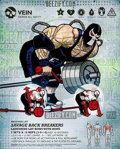 Back Workout | Posted By: NewHowtoLoseBellyFat.com