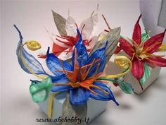 Scatola origami con fiore twistart - AbcHobby.it - La guida agli hobby creativi