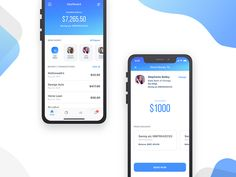 Banking - Send Money designed by Jeevan Lazarus. Connect with them on Dribbble; Saint Charles, Show And Tell, Terms Of Service, App, Money, Silver, Apps