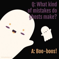 Scare up some giggles for your goblins with this big, no HUGE list of Halloween Jokes for Kids! Best Picture For Silly Jokes for him For Your Taste You Halloween Tags, Funny Halloween Jokes, Funny Jokes For Kids, Silly Jokes, Halloween Quotes, Puns Jokes, Jokes And Riddles, Funny Puns, Dad Jokes