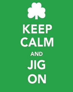 Proud to say I can do several different jigs :) Irish Dancer for life :)