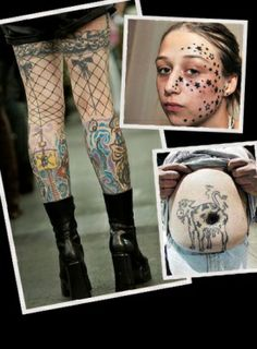 19 Ugly Tattoo Mistakes: Bad Tattoo Pictures and Ideas - Beauty Riot