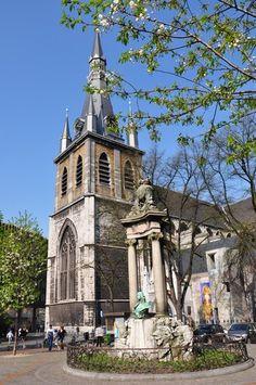 ¿Sabías que la Catedral de San Pablo fue la Catedral de LIEJA por petición de Bonaparte después de la revolución francesa?