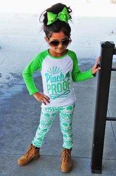 """Pinch Proof"" Aztec Boutique Set | Sparkle in Pink"