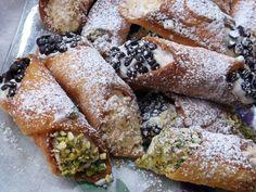 Cannoli alla Siciliana Senza Glutine