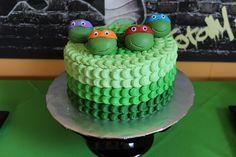 We Heart Parties: Retro Teenage Mutant Ninja Turtle Party! Turtle Birthday Parties, Ninja Turtle Birthday, Ninja Turtle Party, First Birthday Parties, 4th Birthday, First Birthdays, Birthday Ideas, Nija Turtles, Mutant Ninja