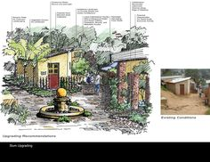 22 Best Hand Drawn Style Landscape Design Representations