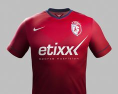 Lille 2014-15 Nike Home