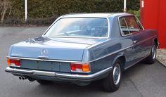 "Mercedes-Benz 250 Coupé CE W 114/8 ""2.Hand, vernice originale"", come una vettura sportiva / coupé a Fürth / bag"