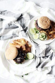 The Ultimate Vegan Bean Burger, a recipe on Food52