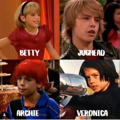 Cole Sprouse as the tween versions of core four Bughead Riverdale, Riverdale Funny, Riverdale Memes, Cole Sprouse Funny, Dylan Sprouse, Funny Jokes To Tell, Really Funny Memes, It Movie 2017 Cast, I Movie