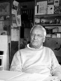 Portrait of Hans Eichenberger