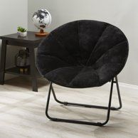 Home Moon Chair Saucer Chairs Dorm Chairs