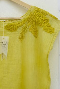 Hand Embroidery: Inspiration - Frances SuzanneFrances Suzanne