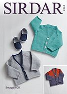 Sirdar 4942 uses Snuggly DK yarn to knit cardigans. Uses weight yarn. Sizes birth to 7 years. Knitting Patterns, Crochet Patterns, Yarn Sizes, Knit Cardigan, Birth, Knit Crochet, Cardigans, Children, Boys