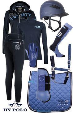 .HV Polo Winter Blue Society #Epplejeck #hvpolo #blue #society #winter16