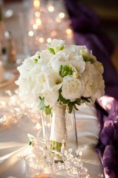 White Bouquet by Unique Boutique