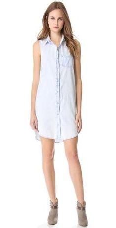 Rag & Bone/JEAN  // The Norfolk Dress