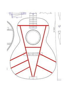 232 best guitar modifications images in 2019 guitars music  image result for luthier taylor v bracing guitar building