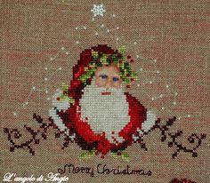Cross Stitch Art, Cross Stitch Embroidery, Needlework, Seasons, Disney Characters, Christmas, Archive, Projects, Cross Stitch