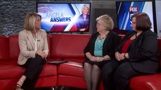 """""""No means not yet...stick with it"""" -Check out WBE Janie Goldberg OmniSource Marketing joined by our Executive Director Michelle Richards give 5 tips on becoming prosperous in business. Thanks Fox 59 WXIN Indianapolis Angela Ganote for sharing information on our upcoming event as we support #Indiana women business owners!"""