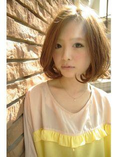 バルーンヘアー BALLOON HAIR 【BALLOON HAIR】☆フラワーボブ☆