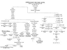 The Genealogy of the Kings of the Scots (1889), by Anthony Stokvis (1855-1924).