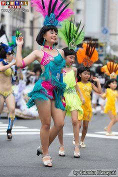 Fotos do 36th Asakusa Samba Carnival Parade and Contest (Tokyo), confira!!!