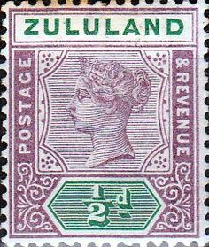 Zululand 1894 Queen Victoria Overprint SG 20 Fine Mint SG 20 Scott 15 Other British Commonwealth Empire and Colonial stamps Here Old Stamps, Rare Stamps, South Afrika, Crown Colony, St Vincent Grenadines, First Day Covers, Auction Items, Tampons, Sierra Leone