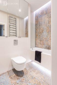 Bathroom Colors, Small Bathroom, Master Bathroom, Bathroom Collections, Bathroom Toilets, Bathroom Inspiration, New Homes, Bathtub, House Design