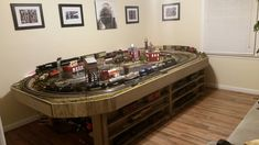 Track Layout Ideas for Your Model Train Lionel Trains Layout, Train Info, Standard Gauge, Train Table, Hobby Trains, Model Train Layouts, Classic Toys, Model Trains, Scale Models